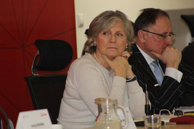Tatiana Kratochvílová.