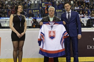 Vincent Lukáč oslavuje 65. narodeniny.