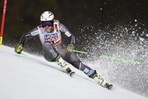 Nórka Ragnhild Mowinckelová, 3. miesto po úvodnom kole.