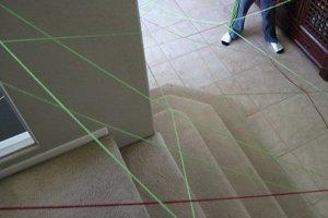 Laserová prekážka