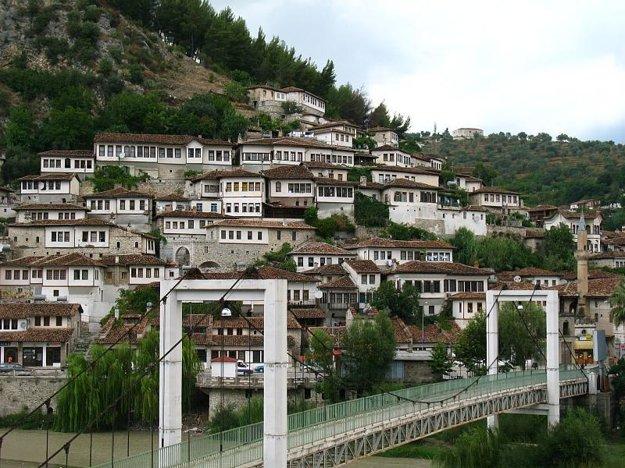 Berat je zapísaný do Svetového dedičstva UNESCO.