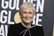 Glenn Close na Golden Globes 2019