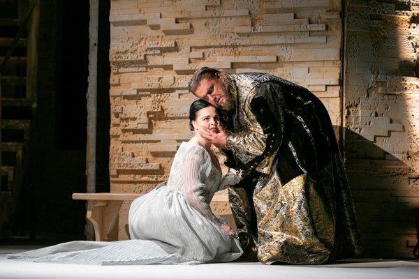 Štátne divadlo Košice predstaví Verdiho operu Otello po 38 rokoch.