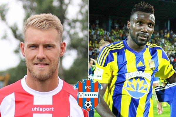 Tomáš Dočekal a Noé Kwin možno nastúpia už v sobotu za FC ViOn.