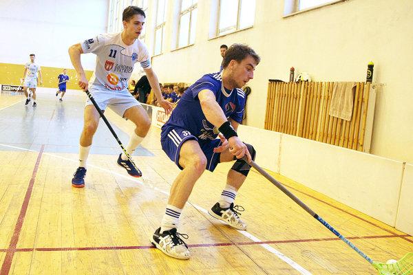 Peter Nehila sa proti Záhorskej Bystrici blysol tromi gólmi a dvomi asistenciami.
