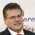 Maroš Šefčovič - kandidát na prezidenta SR vo voľbách 2019.