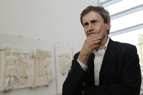 Gianni Alemanno.