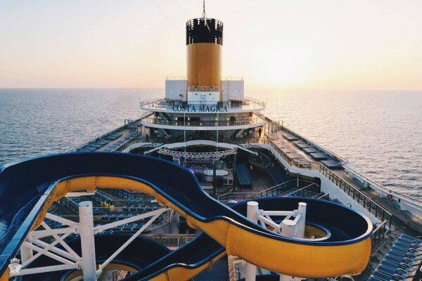 Netradičná dovolenka? Plavba Stredomorím aj s letenkami v cene