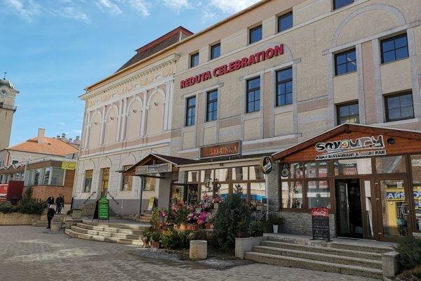 Popradská Reduta, tu mali pre IT inkubátor prenajaté priestory.