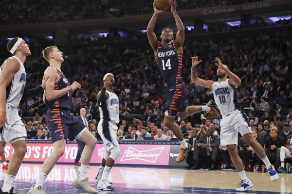 New York Knicks - Orlando Magic.