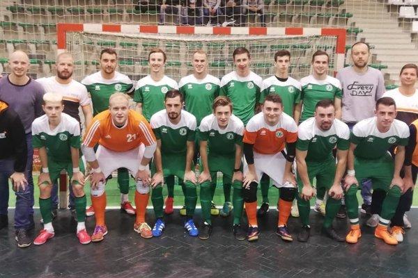 Futsalisti MŠK Nové Zámky si vybojovali právo účasti vnašej najvyššej súťaži.