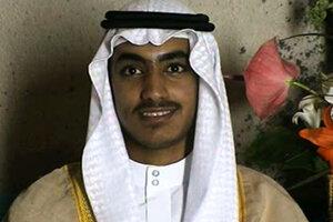 Hamza bin Ládin.