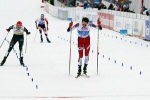 Jarl Magnus Riiber pečatí triumf Nórska.