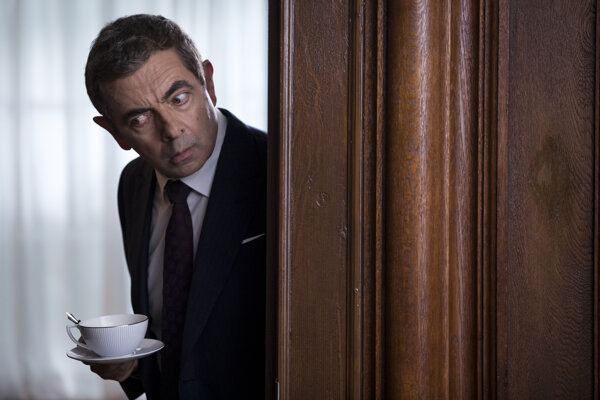 Johnny English.
