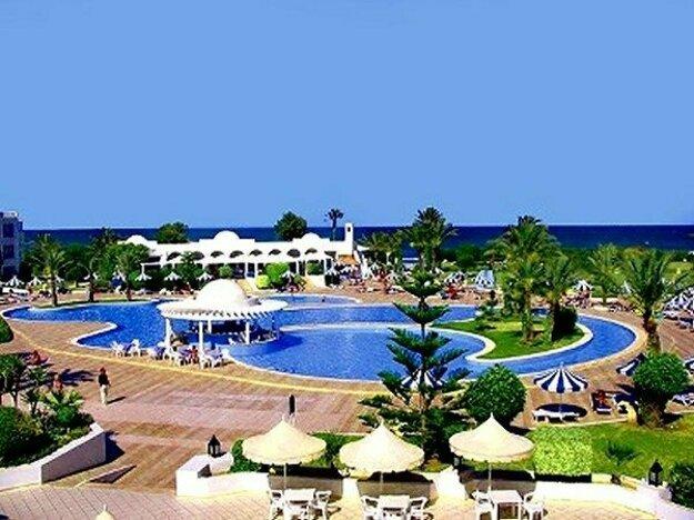 HotelMahdia Palace Thalasso 5*, Tunisko