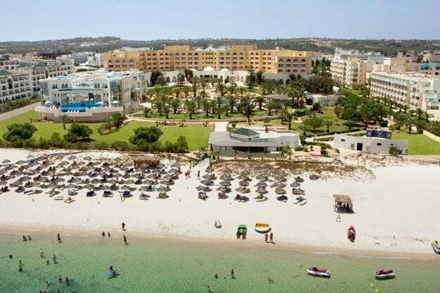 HotelIberostar Kantaoui Bay 5*, Tunisko.