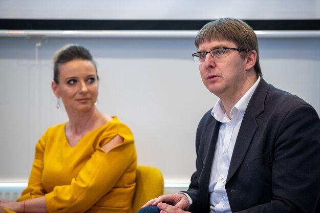 Martin Slosiarik (Focus) uviedol, že v prieskume sa žiaci aj rodičia v mnohých bodoch zhodli, chcú mať predovšetkým spravodlivých pedagógov.
