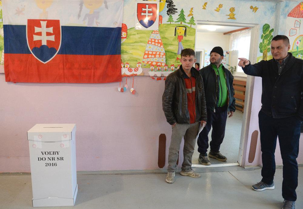 Voľby na Luníku IX.