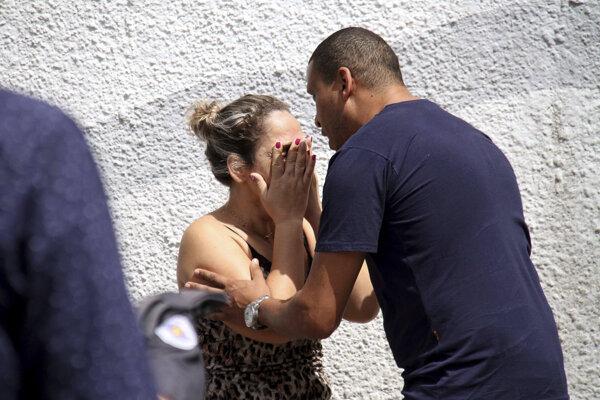K streľbe došlo na základnej škole Raula Brasila vo štvrti Suzano.
