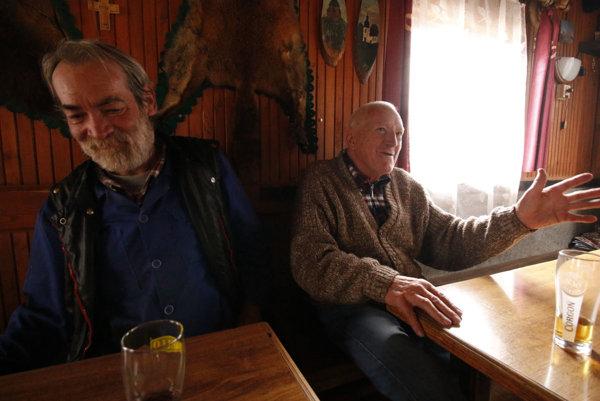 """""""V diskusiách ma oslovili viacerí,"""" hovorí Eduard, ktorý o pár dní oslávi 79 rokov."""
