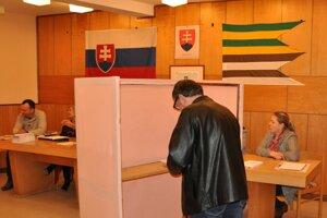 Voľby prezidenta v Pokrývači.