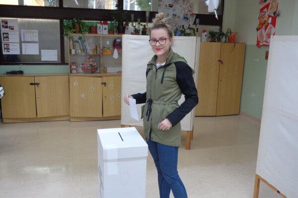V Šali bola viac ako 40 percentná volebná účasť.