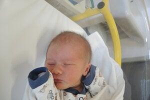 Michal Soldán (3010 g, 49 cm) sa narodil 13. marca Anne a Michalovi z Veľkých Bieroviec.