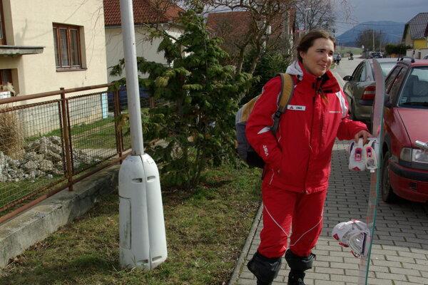 Ema Ondráčková chce vspoločnosti viac názorovej tolerancie.