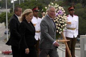 Charles a jeho manželka Camilla.