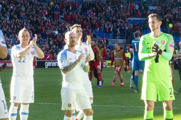 Miroslav Stoch v oboch zápasoch kvalifikácie striedal.