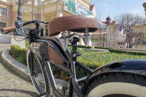 Retro e-bike Greaser