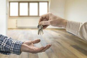 Kúpa nového bývania: Realitný trh sa na východe rozhýbal, stále však je čo doháňať v porovnaní so západným Slovenskom.