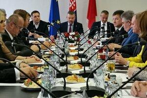 Vláda bola nedávno aj v Gelnici.