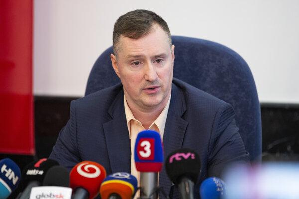 Bývalý Prvý námestník generálneho prokurátora Peter Šufliarsky.