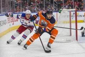 Andrej Sekera v drese Edmonton Oilers nepostúpil do play off.