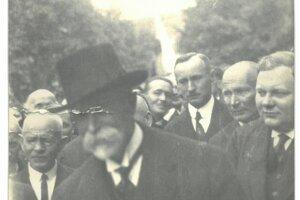 Masaryk v Žiline.