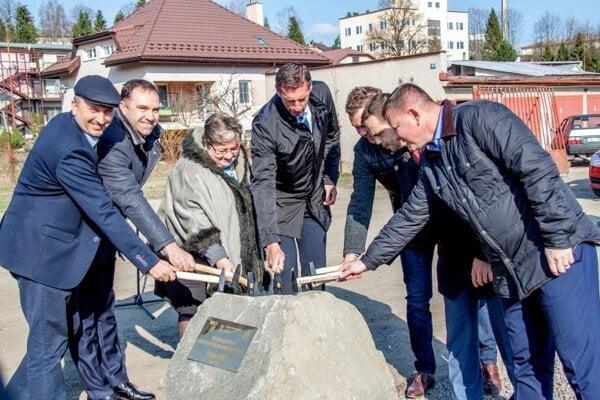 Projekt financuje mesto a kraj.