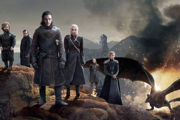 snímka z tv seriálu Hra o tróny