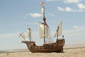 Takto mohla vyzerať slávna loď Bom Jesus, ktorá viezla medené ingoty z okolia Banskej Bystrice. Môže sa sláva medeného mesta potvrdiť aj pri najnovšom objave. Ukážu to rozbory.