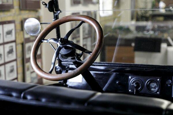 V rajeckoteplickom Múzeu dopravy si každý príde na svoje. Ilustračné foto.