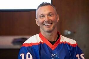 Ľubomír Višňovský hovorí o zážitkoch v slovenskej hokejovej reprezentácii.
