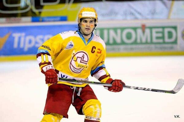 Marcel Škvarka hral v ostatnom ročníku juniorskej extraligy na výnimku. Túžil získať ďalší titul.