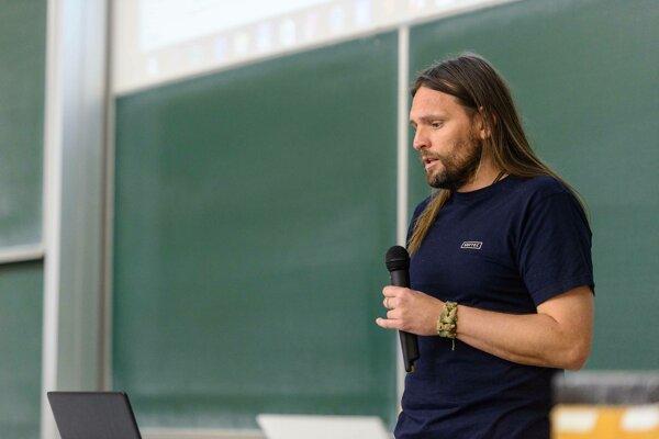 Daniel Buchta.