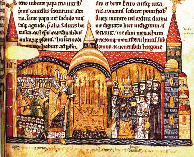 V stredovekých kláštoroch vládlo prísne mlčanie.