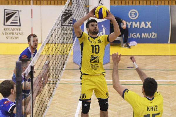 Semifinálová séria medzi Košicami a Nitrou je vyrovnaná. Rozhodne piaty zápas na východe republiky.