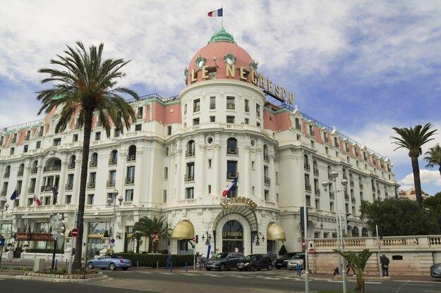 Ikonický hotel Negresco