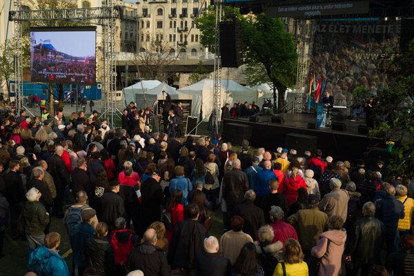 Pamätný deň holokaustu sa v Maďarsku pripomína z iniciatívy vládnej strany Fidesz.