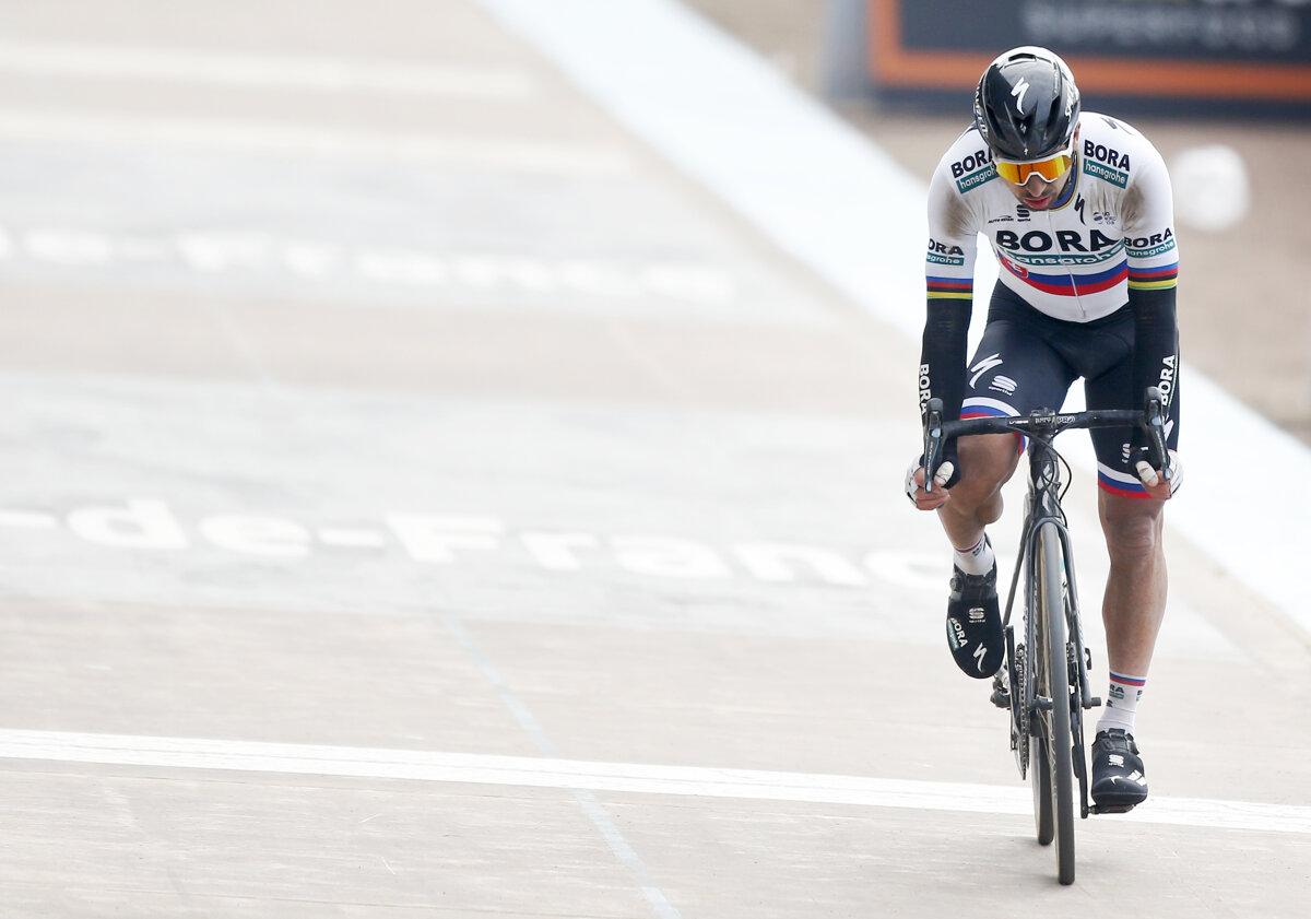 Sagan si na triumf v San Reme musí počkať, program mení koronavírus