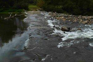 Rieka Poprad.