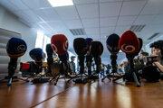 Slovensko sa v aktuálnom rebríčku slobody tlače umiestnilo na 35. mieste. (ilustračné foto)